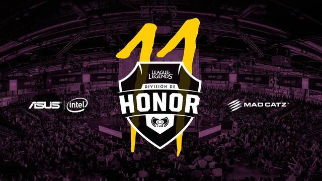 La temporada 11 de la División de Honor de LOL comienza el lunes