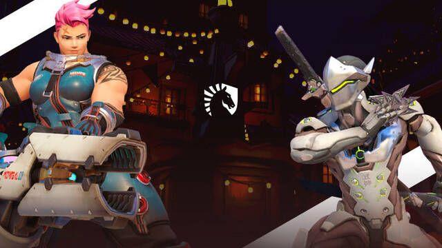 rapha, leyenda de Quake, ficha por el equipo de Overwatch de Team Liquid