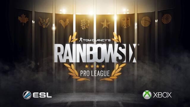 Hoy comienza la tercera temporada de la Rainbow Six Pro League