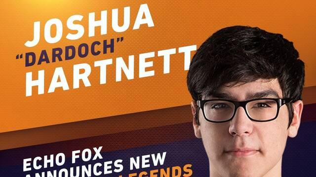 Dardoch ficha por Echo Fox
