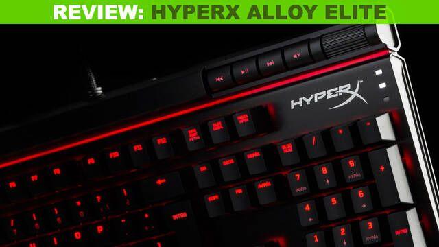 Análisis  HyperX Alloy Elite