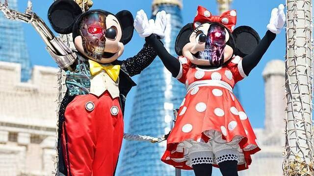 Una patente apunta a que Disneyland se convertiría en Rascapiquilandia