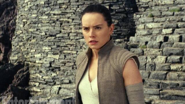 Nuevas imágenes de Star Wars Episodio VIII: Los últimos Jedi