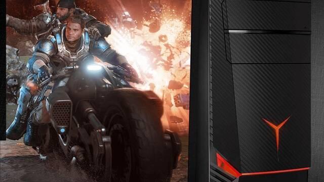Lenovo anuncia en la Gamescom sus nuevas torres y un monitor para gamers