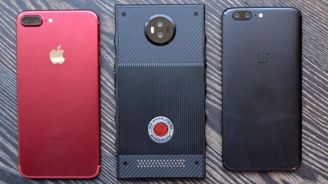 RED deja ver en vídeo su teléfono de 1200 dólares con pantalla holográfica