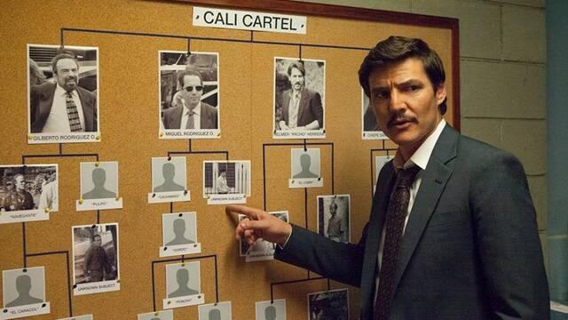 Narcos se prepara para empezar su tercera temporada