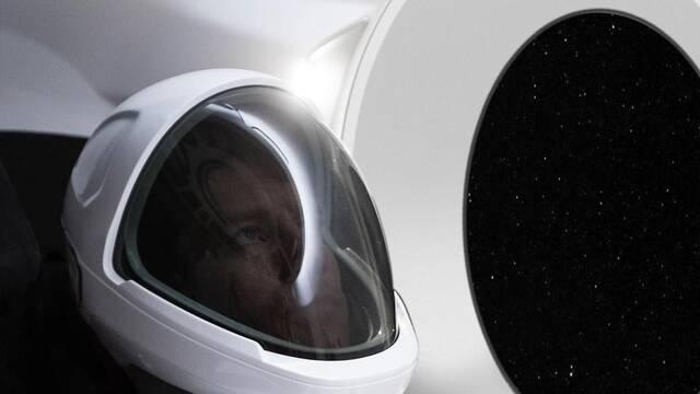 El nuevo traje de astronauta de SpaceX parece salido de una película
