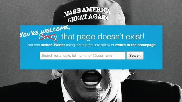 Una colecta global para comprar Twitter y así banear a Donald Trump