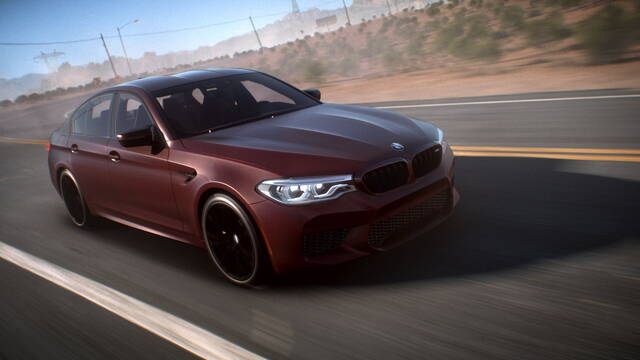 Así luce Need for Speed Payback a 4K y 60 FPS en PC