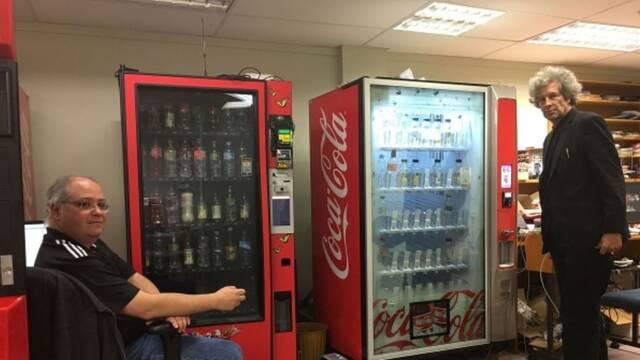 Las nuevas máquinas de Coca-Cola llegan con inteligencia artificial