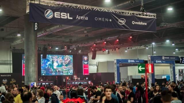 ESL estará en Madrid Gaming Experience en octubre