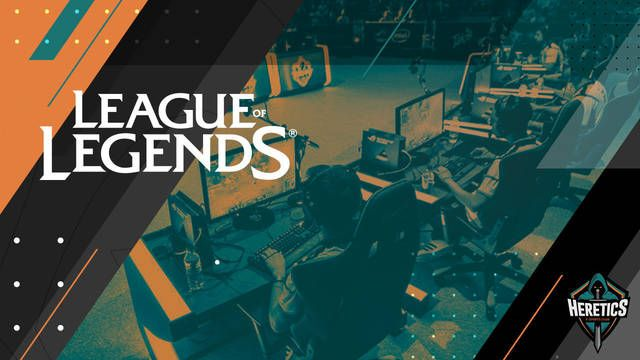 Team Heretics presenta su nuevo proyecto de League of Legends