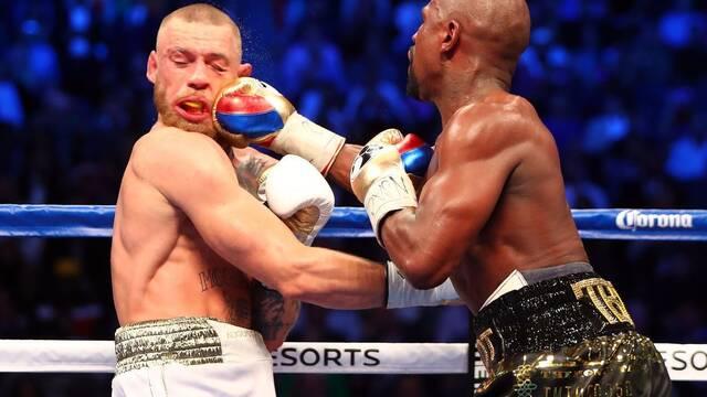 Más de 3 millones de personas piratearon el streaming Mayweather - McGregor