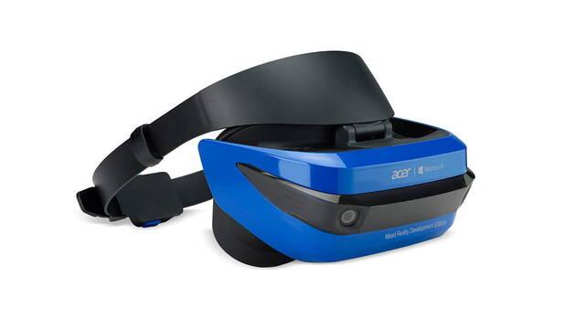 Las gafas de realidad virtual de Microsoft serán compatibles con los juegos de Steam