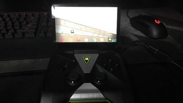 Descubren un prototipo de Nvidia Shield Portable 2 en una casa de empeños