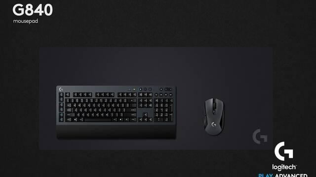 Logitech lleva al IFA sus nuevos teclado y ratón inalámbricos para jugones