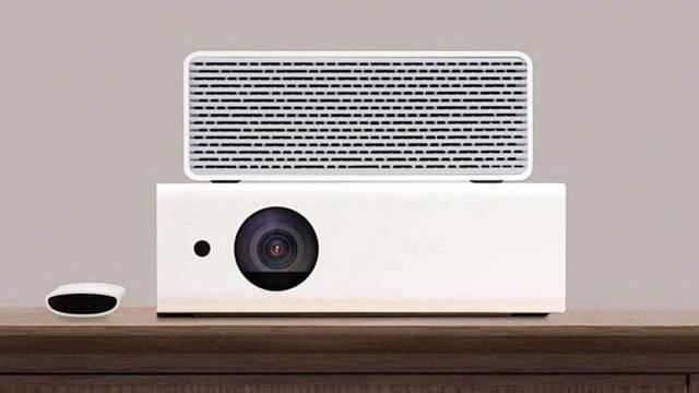 Xiaomi lanza al mercado su nuevo proyector HDR con hasta 300 pulgadas