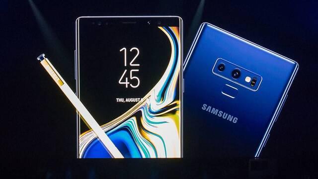 Samsung Galaxy Note 9: características, precio y fecha de lanzamiento