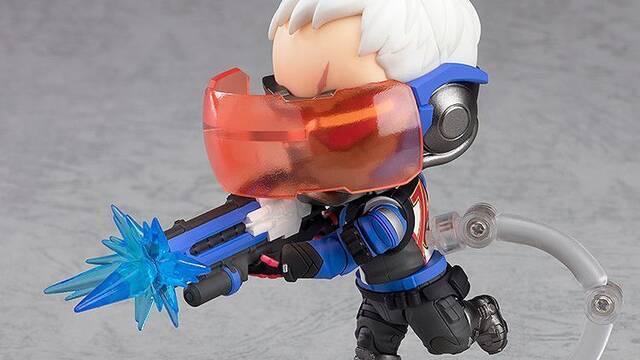 Llega el Nendoroid de Soldado 76