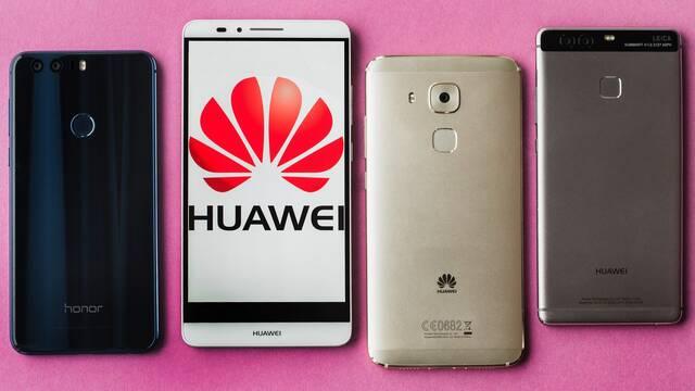 Huawei supera a Apple y se coloca como el 2º mayor vendedor de teléfonos inteligentes