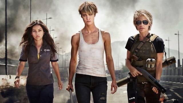 Primera imagen oficial de la nueva Terminator