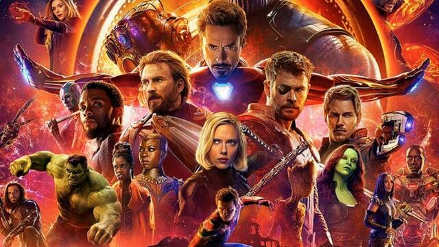 'Vengadores: Infinity War' gana un Teen Choice Award