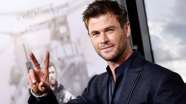 Chris Hemsworth intenta hacer spoiler de 'Vengadores 4'