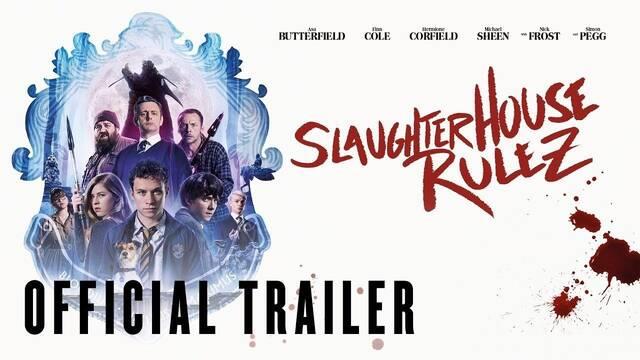 Simon Pegg y Nick Frost juntos de nuevo en 'Slaughterhouse Rulez'