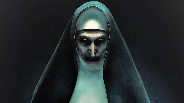 'The Nun' revela su nuevo y aterrador tráiler