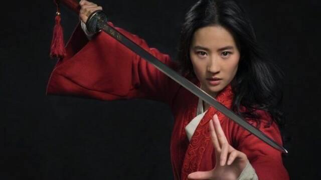 Disney comparte la primera imagen de 'Mulan'