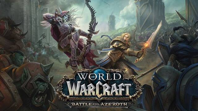 World of Warcraft: Battle of Azeroth ya está disponible