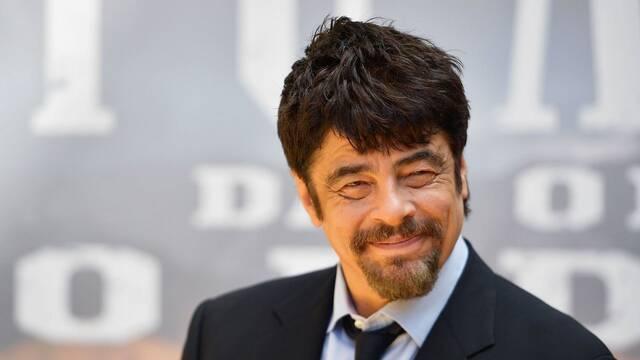 Benicio del Toro protagonizará la próxima película de Oliver Stone