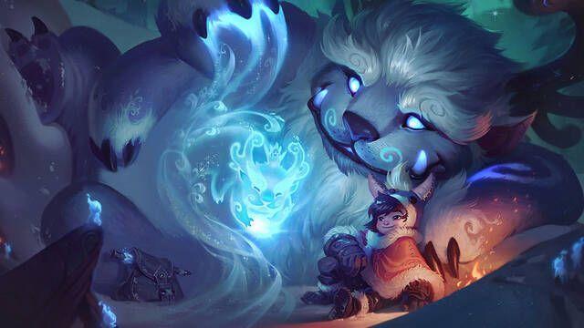 Confirmado el nuevo diseño de Nunu y Willump en League of Legends