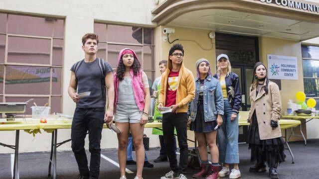 La segunda temporada de Runaways se estrenará en diciembre