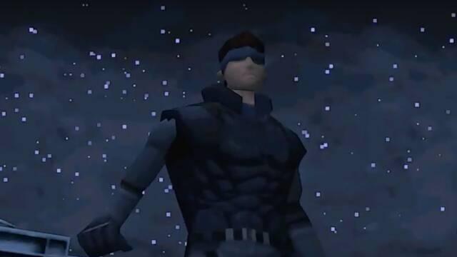 Así es el anime de Metal Gear Solid