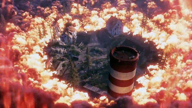 Primer vistazo al modo Battle Royale de Battlefield V