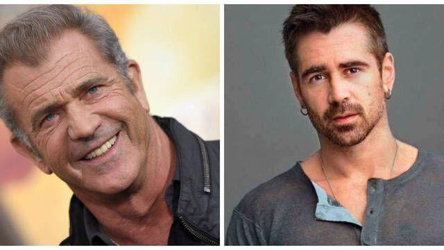 Mel Gibson y Colin Farrell protagonizarán 'War Pigs'