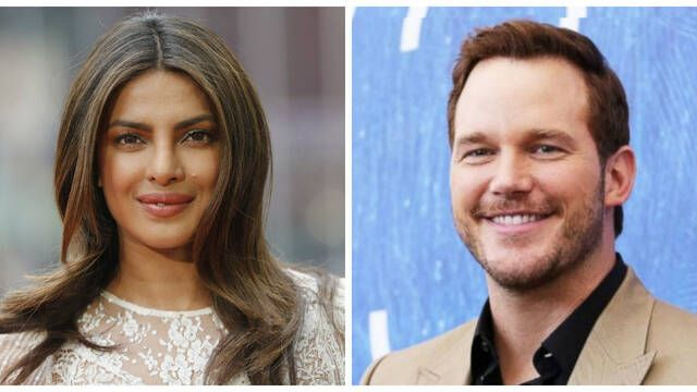 Priyanka Chopra y Chris Pratt protagonizan 'Cowboy Ninja Viking'