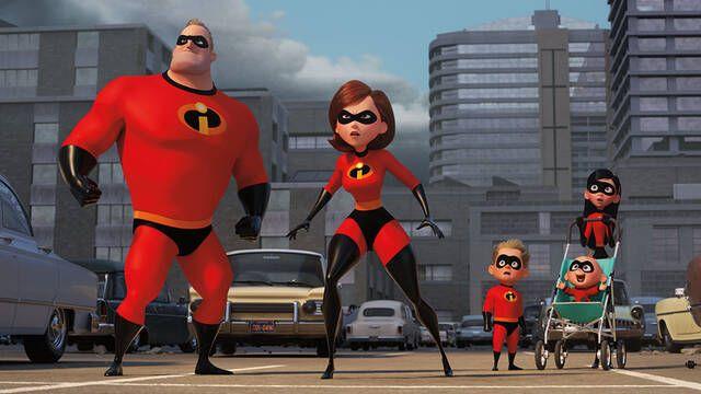 Película 'Los increíbles 2' supera los mil mdd en taquilla