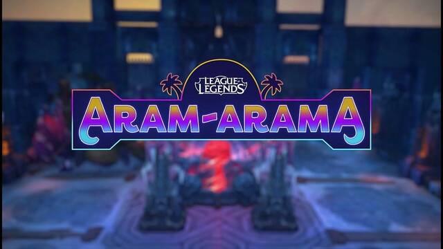 Llega ARAM-arama, el nuevo modo temporal de League of Legends
