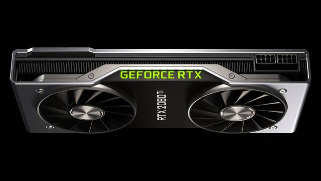 NVIDIA presenta sus gráficas GeForce RTX 2080 Ti, 2080 y 2070