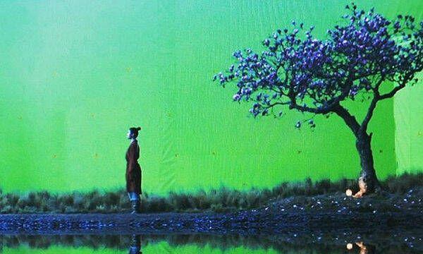 Primera imagen de Mulan en el set de rodaje