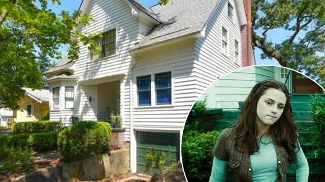 A la venta la casa de Bella Swan en Crepúsculo