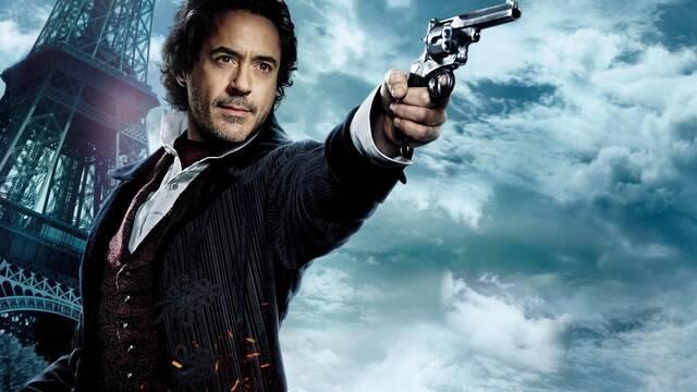 El rodaje de Sherlock Holmes 3 estaría cerca