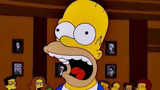 Así es Homer Simpson en la vida real y Matt Groening alucina con el resultado