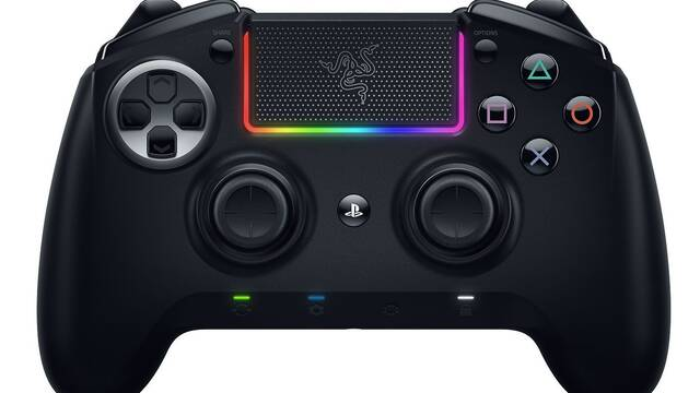 Razer presenta sus nuevos mandos Raiju Ultimate y Tournament Edition para PS4