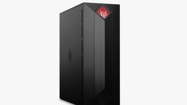 HP presenta OMEN Obelisk, su PC gamer con GeForce RTX 20