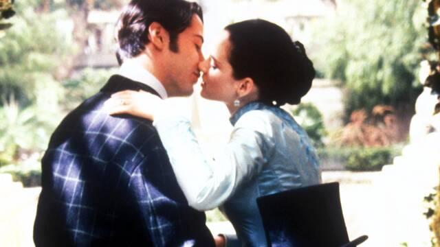 Winona Ryder asegura que se casó con Keanu Reeves en el rodaje de Drácula