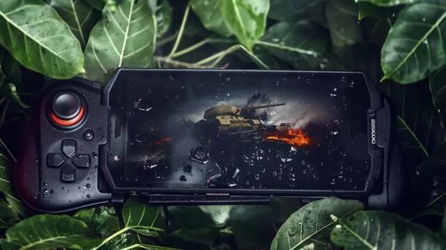 Doogee S70, el móvil gamer resistente al agua y a los golpes