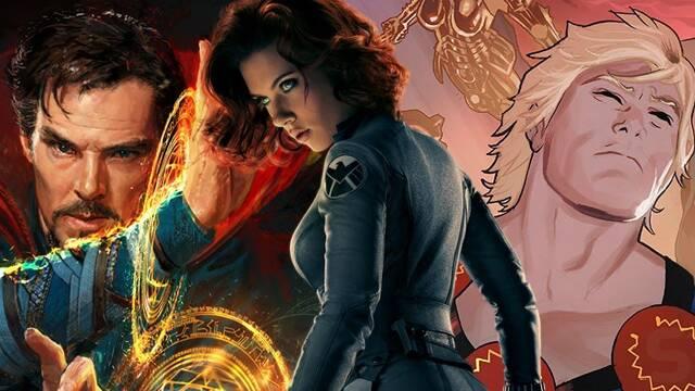 La fase 4 de Marvel comenzará a rodarse en 2019